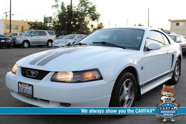 2004 Ford MUSTANG PREMIUM 40TH EDITION 76K MLS
