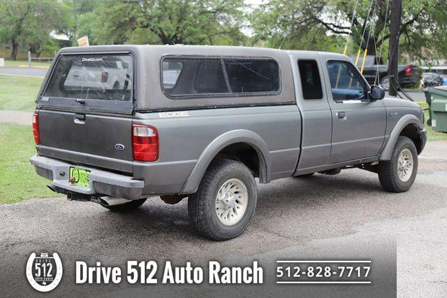 2004 Ford RANGER SUPER CAB in Austin, TX 78745