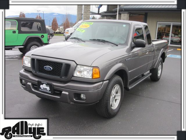 2004 Ford Ranger XLT Q/Cab 4WD in Burlington, WA 98233