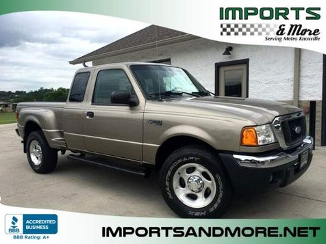 2004 Ford Ranger XLT SuperCab 4WD in Lenoir City, TN