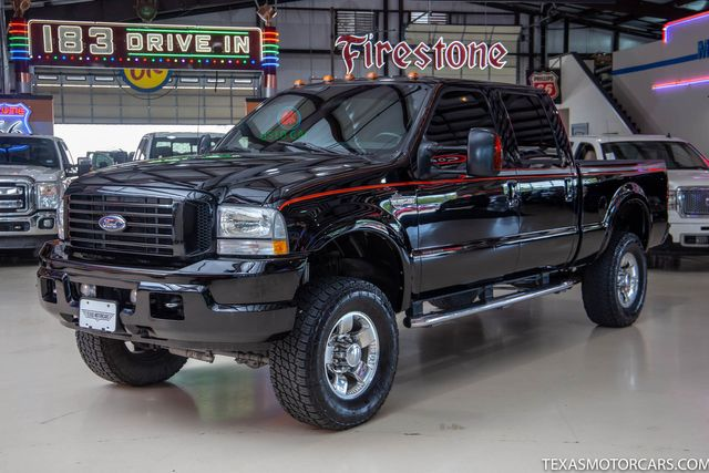 2004 Ford Super Duty F-250 Harley-Davidson 4x4 in Addison, Texas 75001