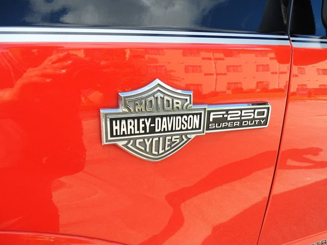 2004 Ford Super Duty F-250 Harley-Davidson 64k Miles Corpus Christi, Texas 12
