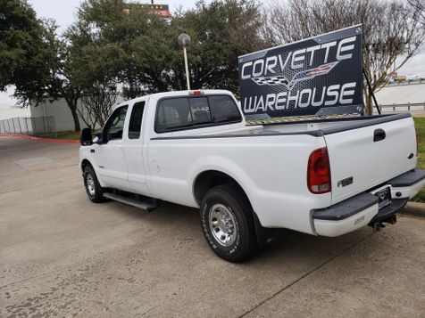 2004 Ford Super Duty F-250 Crew Cab XLT, Diesel, CD, One-Owner! Chromes 100k | Dallas, Texas | Corvette Warehouse  in Dallas, Texas