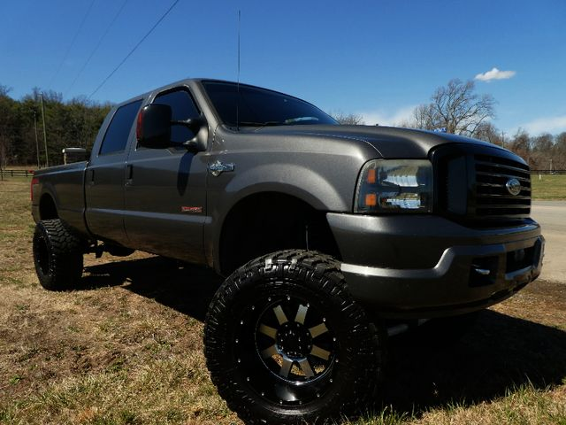 2004 Ford Super Duty F-250 Harley-Davidson Lifted The Way You Like Leesburg, Virginia 1