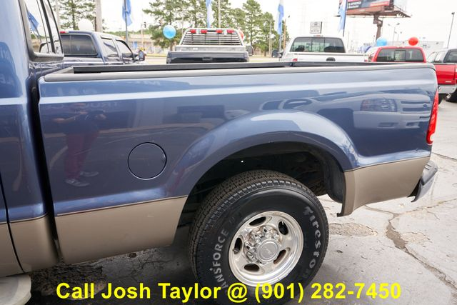 2004 Ford Super Duty F-250 Lariat in Memphis Tennessee, 38115