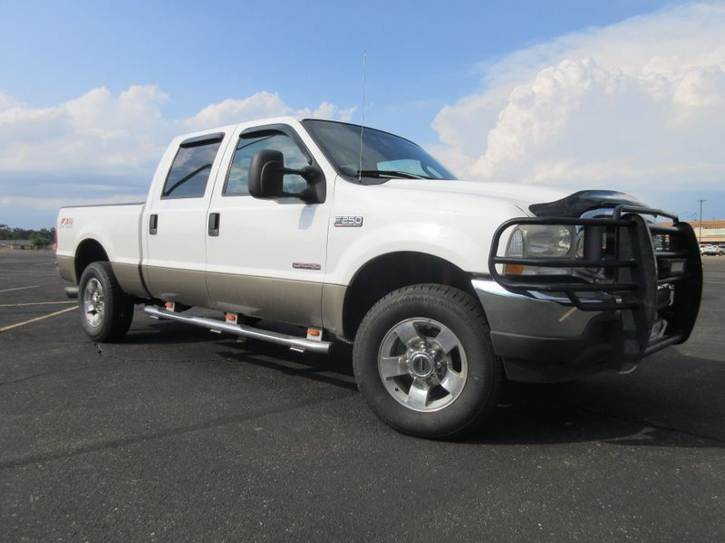 2004 Ford Super Duty F-250 Lariat 4x4  Fultons Used Cars Inc  in , Colorado