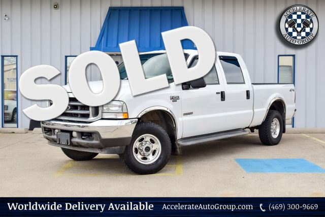 2004 Ford Super Duty F-250 Lariat in Rowlett