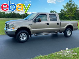 2004 Ford Super Duty F-250 Lariat LOW MILES 4X4 DIESEL in Woodbury, New Jersey 08093