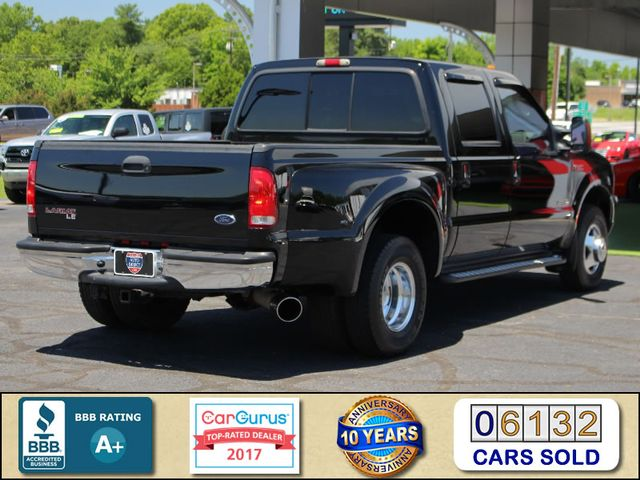 2004 Ford Super Duty F-350 DRW LARIAT LE EDITION - Crew Cab RWD - EXTRA$ Mooresville , NC 2