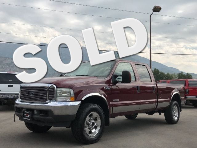 2004 Ford Super Duty F-350 SRW Lariat LINDON, UT