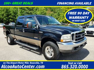 2004 Ford Super Duty F-350 SRW Lariat 6.0L TDSL FX4 OFF-ROAD PKG in Louisville, TN 37777