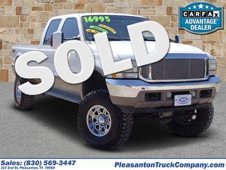 2004 Ford Super Duty F-350 SRW King Ranch | Pleasanton, TX | Pleasanton Truck Company in Pleasanton TX