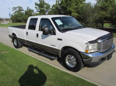 2004 Ford Super Duty F-350 SRW Lariat in Willis, TX