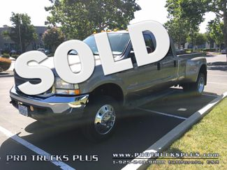 Super Duty F550 Ford 2004 Lariat Crew Cab 41K Miles 1-Owner  in Livermore California