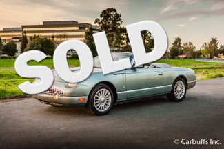 2004 Ford Thunderbird Pacific Coast Roadster   Concord, CA   Carbuffs in Concord