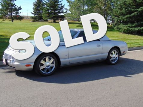 2004 Ford Thunderbird Deluxe in Great Falls, MT
