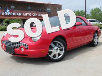 2004 Ford Thunderbird Premium   Houston, TX   American Auto Centers in Houston TX