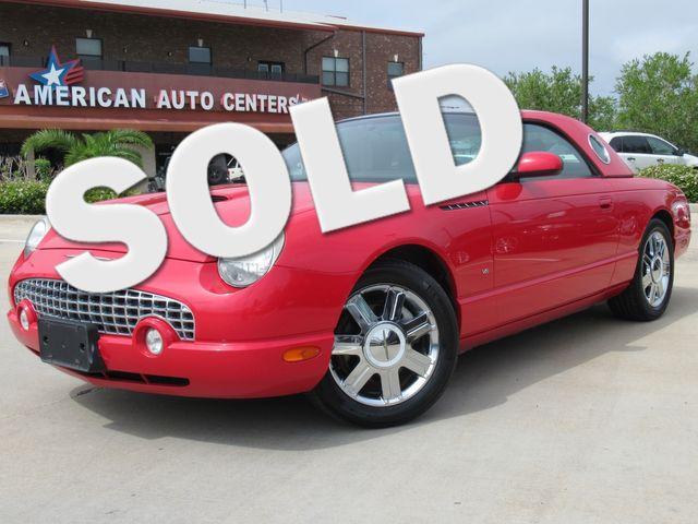 2004 Ford Thunderbird Premium | Houston, TX | American Auto Centers in Houston TX