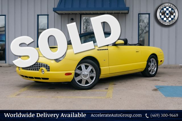 2004 Ford Thunderbird Base in Rowlett