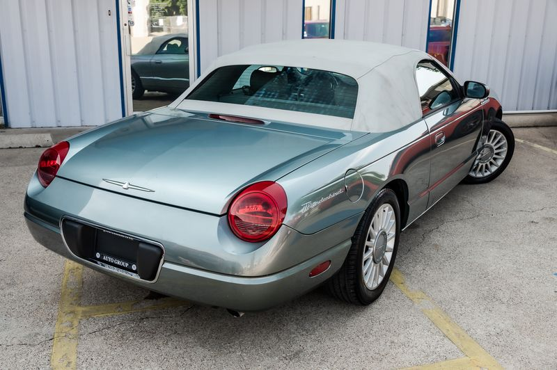 2004 Ford Thunderbird PACIFIC COAST ROADSTER, 1-OWNER, CLEAN CARFAX in Rowlett, Texas