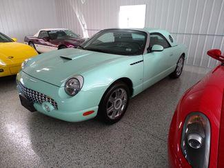 2004 Ford Thunderbird Deluxe in Valparaiso, Indiana 46385