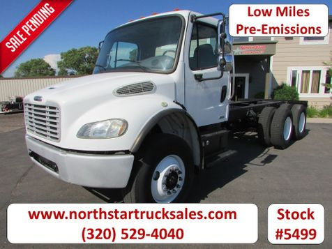 2004 Freightliner M-2 CAT Tandem Axle Cab Chassis  in St Cloud, MN