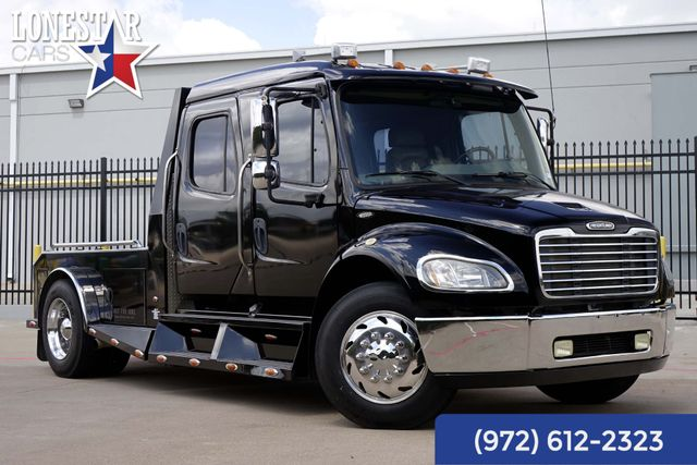 2004 Freightliner M2 106 Cat Diesel Clean Carfax Sport Chassis in Plano Texas, 75093
