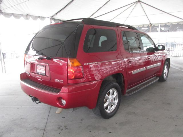 2004 GMC Envoy XL SLT Gardena, California 2