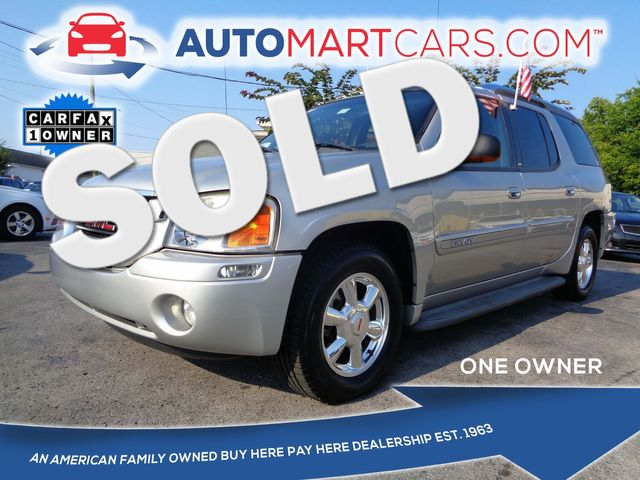 2004 GMC Envoy XUV SLT | Nashville, Tennessee | Auto Mart Used Cars Inc. in Nashville Tennessee