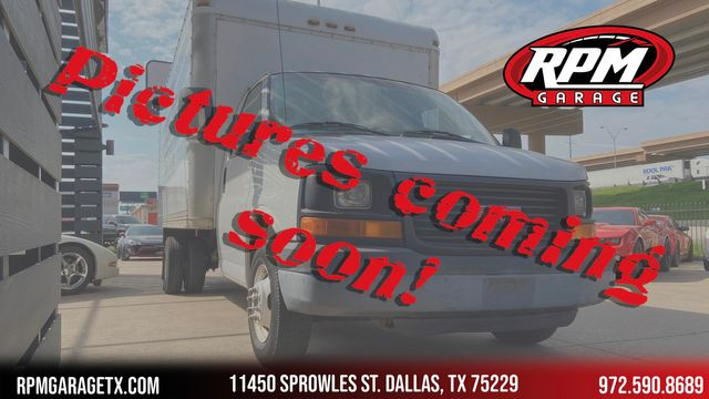 2004 GMC Savana Box Truck in Dallas, TX 75229