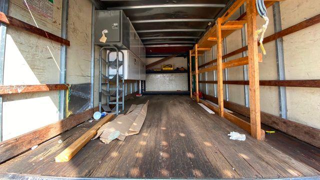 2004 GMC Savana Box Truck in Dallas, TX 75229