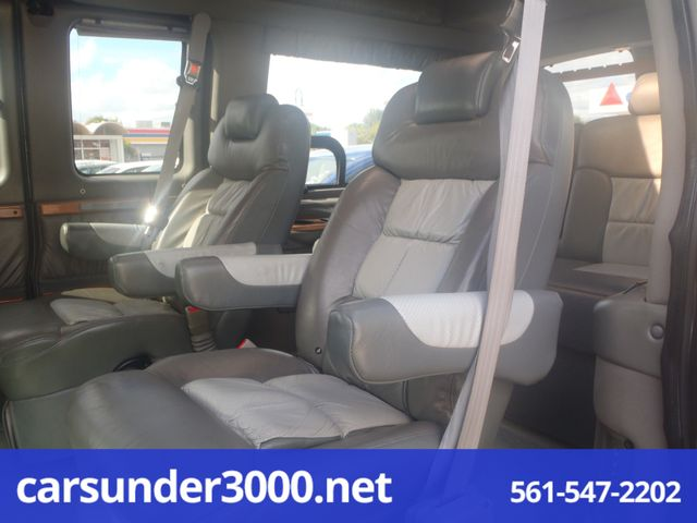 2004 GMC Savana Cargo Van YF7 Upfitter Lake Worth , Florida 2
