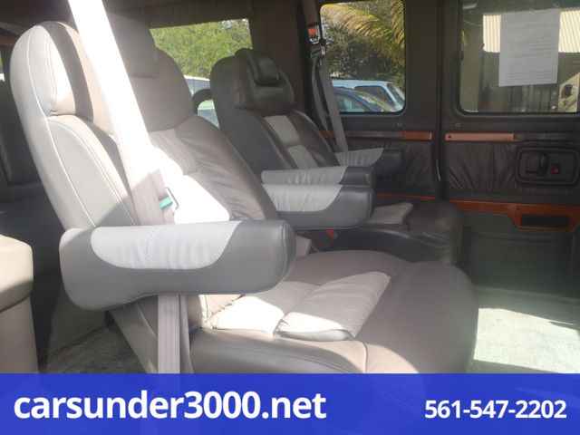2004 GMC Savana Cargo Van YF7 Upfitter Lake Worth , Florida 4