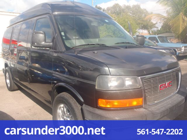 2004 GMC Savana Cargo Van YF7 Upfitter Lake Worth , Florida