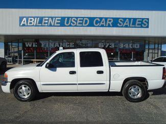 2004 GMC Sierra 1500 SLE  Abilene TX  Abilene Used Car Sales  in Abilene, TX