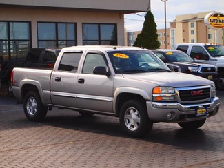 2004 GMC Sierra 1500 SLT | Champaign, Illinois | The Auto Mall of Champaign in Champaign Illinois