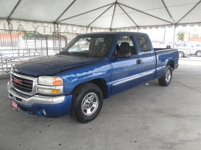 2004 GMC Sierra 1500 SLE Gardena, California