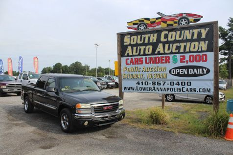 2004 GMC Sierra 1500 SLE in Harwood, MD
