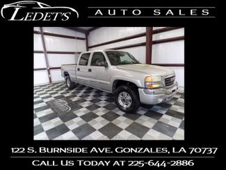 2004 GMC Sierra 2500 SLE - Ledet's Auto Sales Gonzales_state_zip in Gonzales
