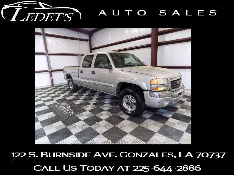 2004 GMC Sierra 2500 SLE - Ledet's Auto Sales Gonzales_state_zip in Gonzales Louisiana