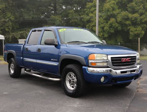 2004 GMC Sierra 2500 SLE in Maryville, TN
