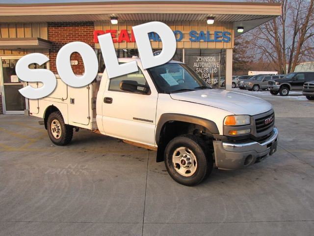 2004 GMC Sierra 2500 SL in Medina, OHIO 44256