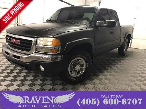2004 GMC Sierra 2500 SLE in Oklahoma City