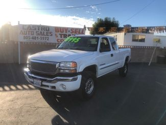 2004 GMC Sierra 2500HD SLT in Arroyo Grande, CA 93420