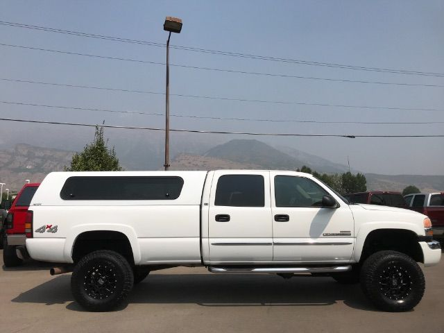 2004 GMC Sierra 2500HD SLE LINDON, UT 8