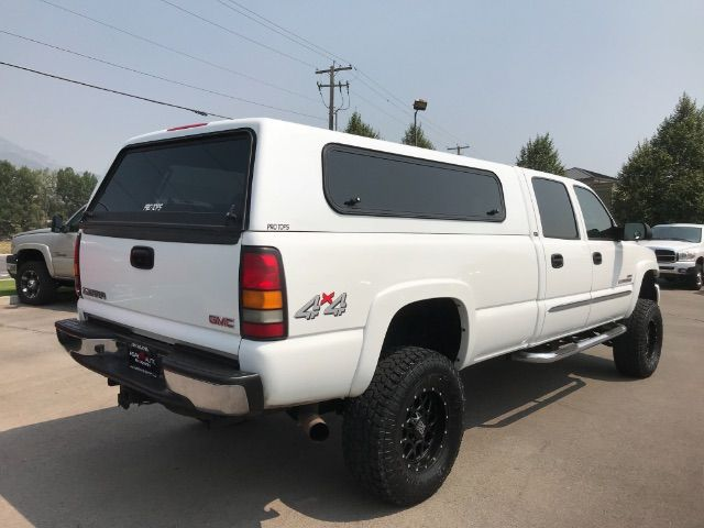 2004 GMC Sierra 2500HD SLE LINDON, UT 9