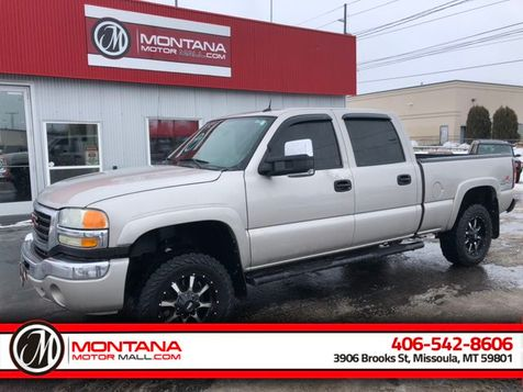 2004 GMC Sierra 2500HD SLT in