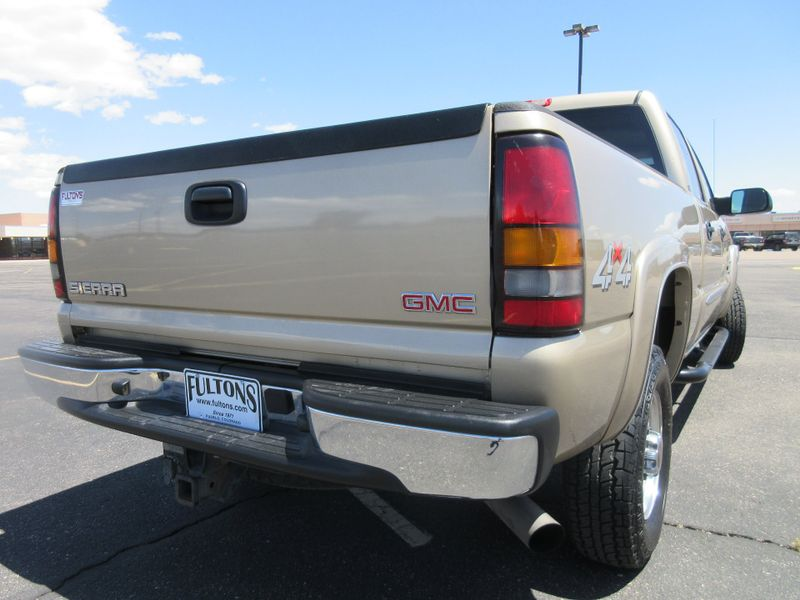 2004 GMC Sierra 2500HD SLT  Fultons Used Cars Inc  in , Colorado
