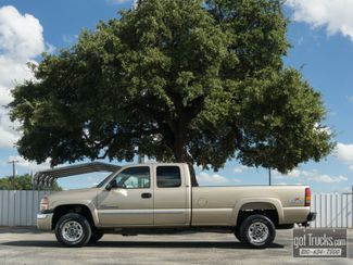 2004 GMC Sierra 2500HD Extended Cab SLE 6.6L Duramax Turbo Diesel 4X4 in San Antonio Texas, 78217