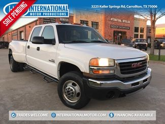 2004 GMC Sierra 3500 SLT in Carrollton, TX 75006